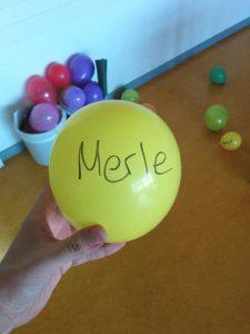 Merleballon