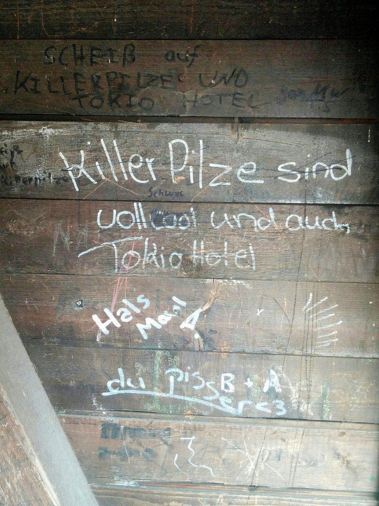 Killerpilze und Tokyohotel